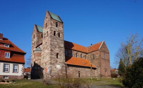 Fredelsloh Klosterkirche St. Blasii u. Marien