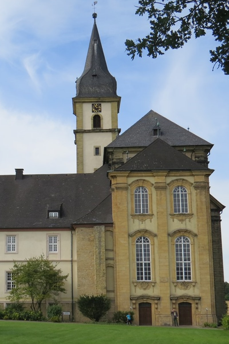 Grauhof Stiftskirche St. Georg