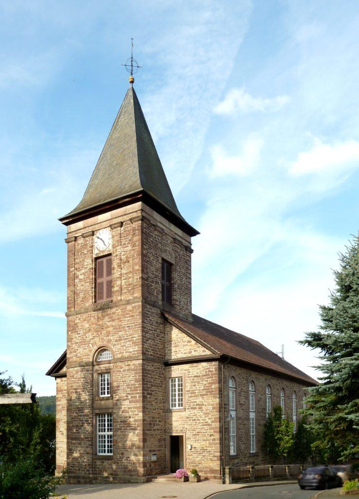 Schönhagen Martin Luther Kirche