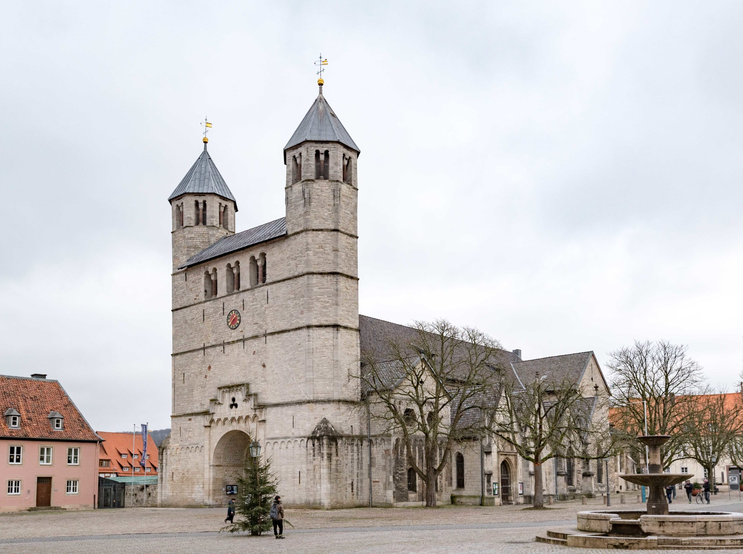 Bad Gandersheim Stiftskirche/Dom